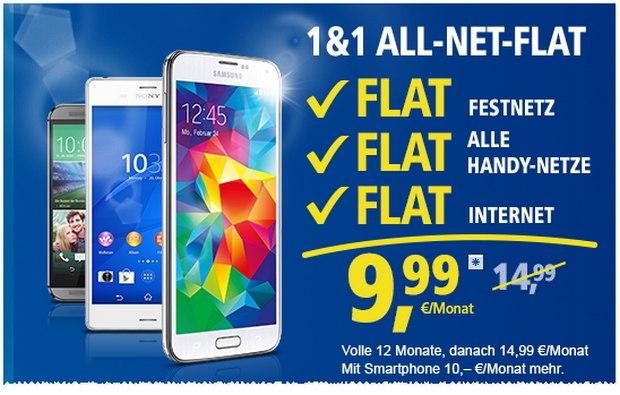 1&1 ALL NET FLAT prepaid
