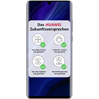 Handyvertrag mit Huawei p30 pro new edition
